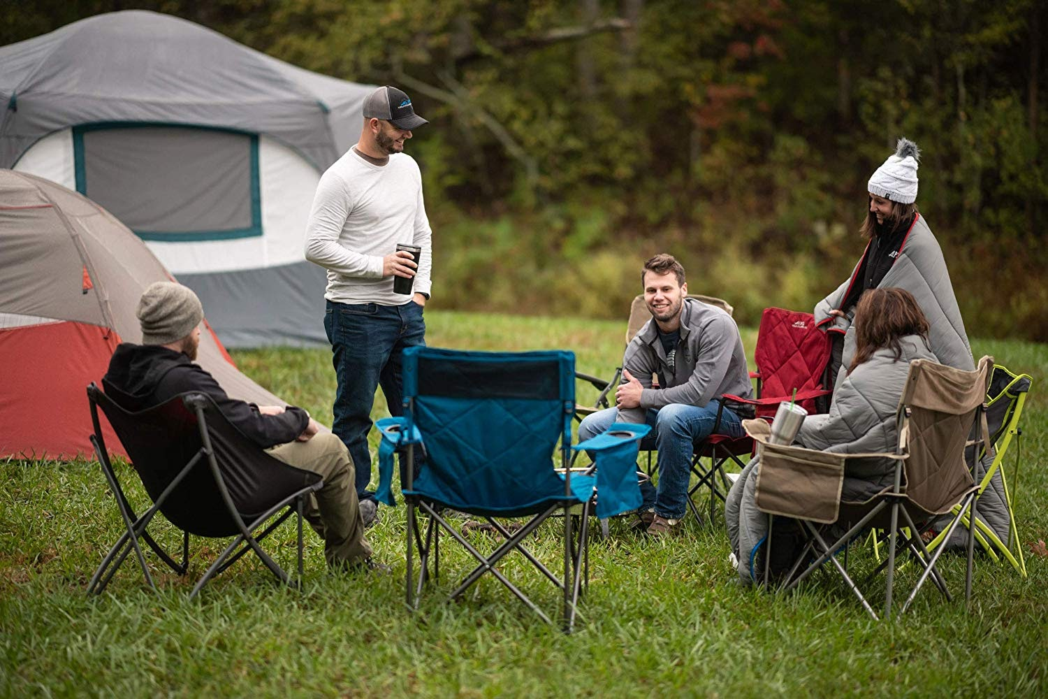 5 Best Camping Chairs for Outdoor Adventures