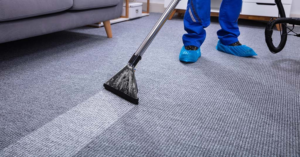 5 Effective Ways to Clean your Carpet