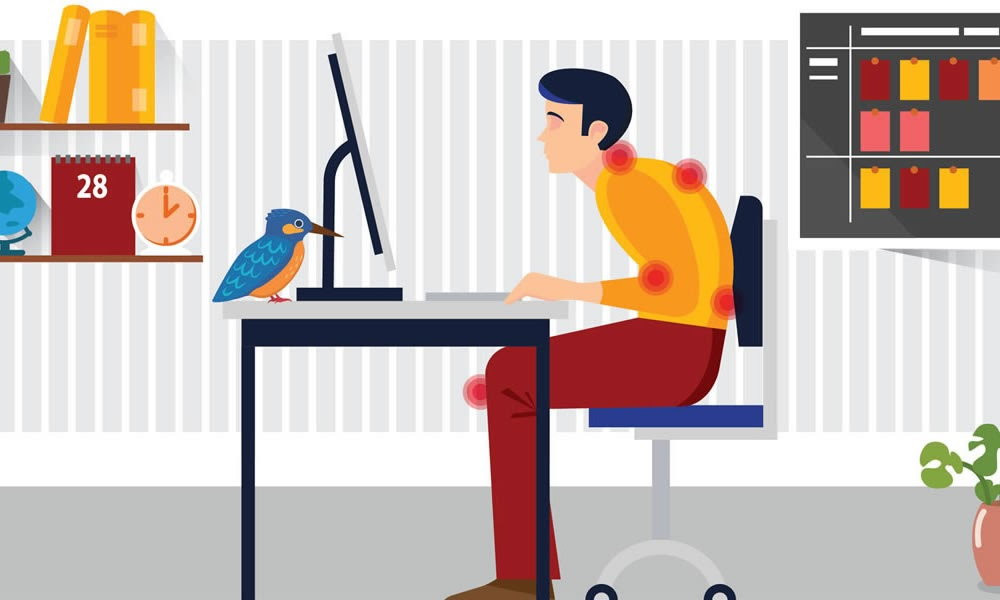 Analyze Common Health Issues at the Workplace