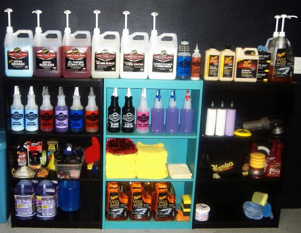 Best Car Detailing Products to Buy