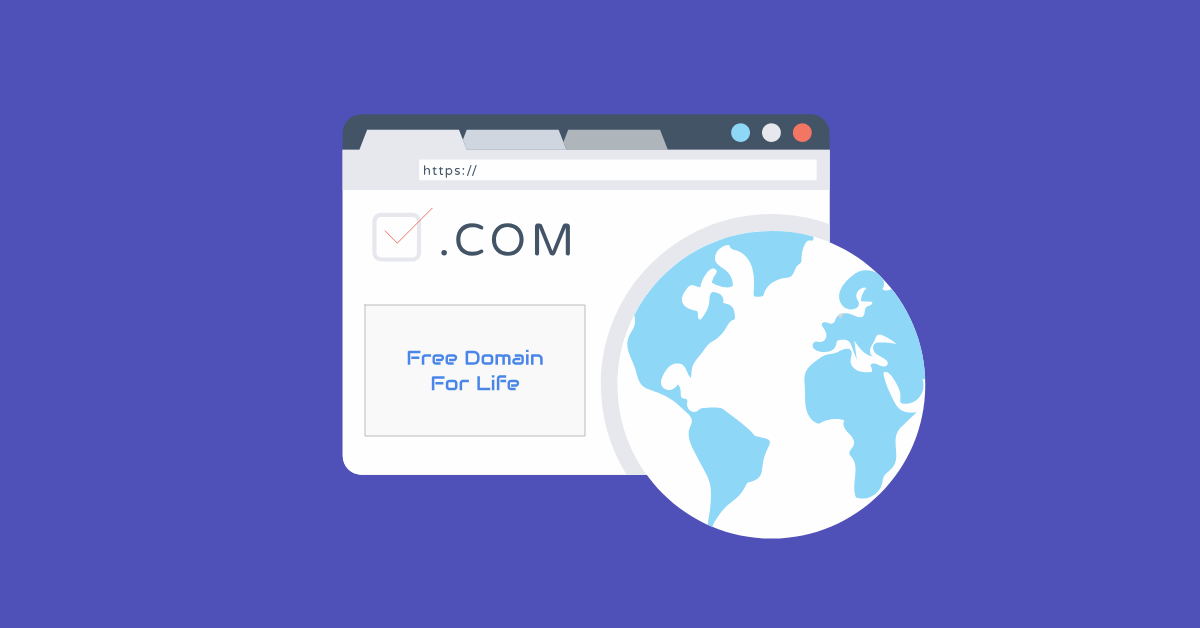 How to get a free Domain Name for your Site