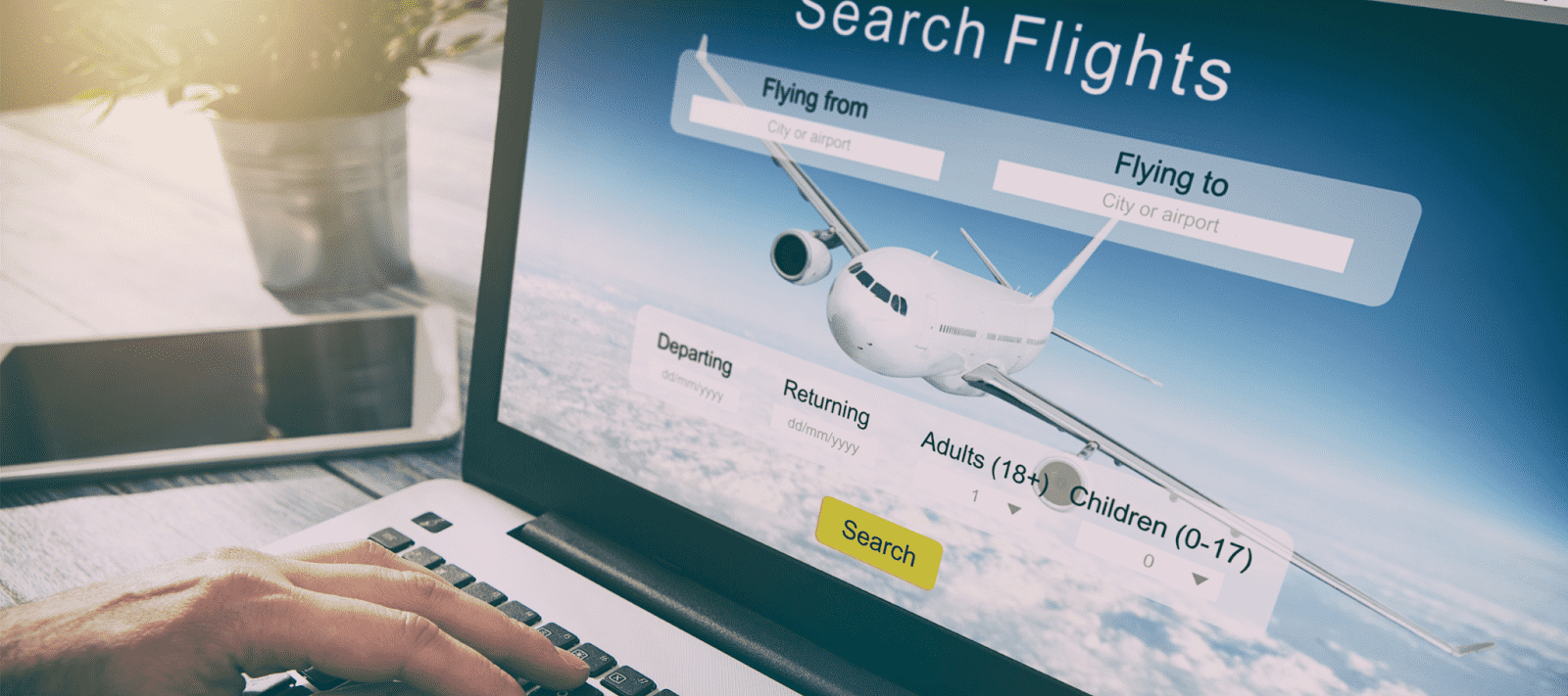 5 Wonderful Benefits of Booking Plane Tickets Online