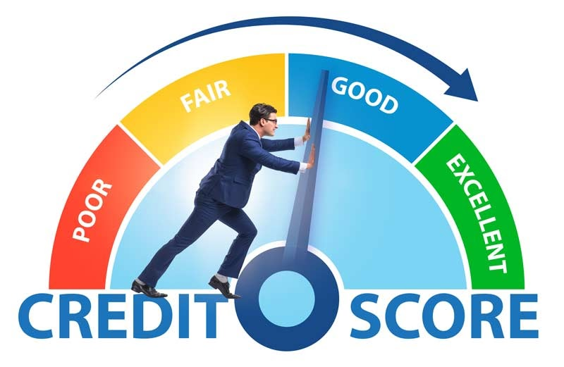 How to Get Rid of a Bad Credit Score?