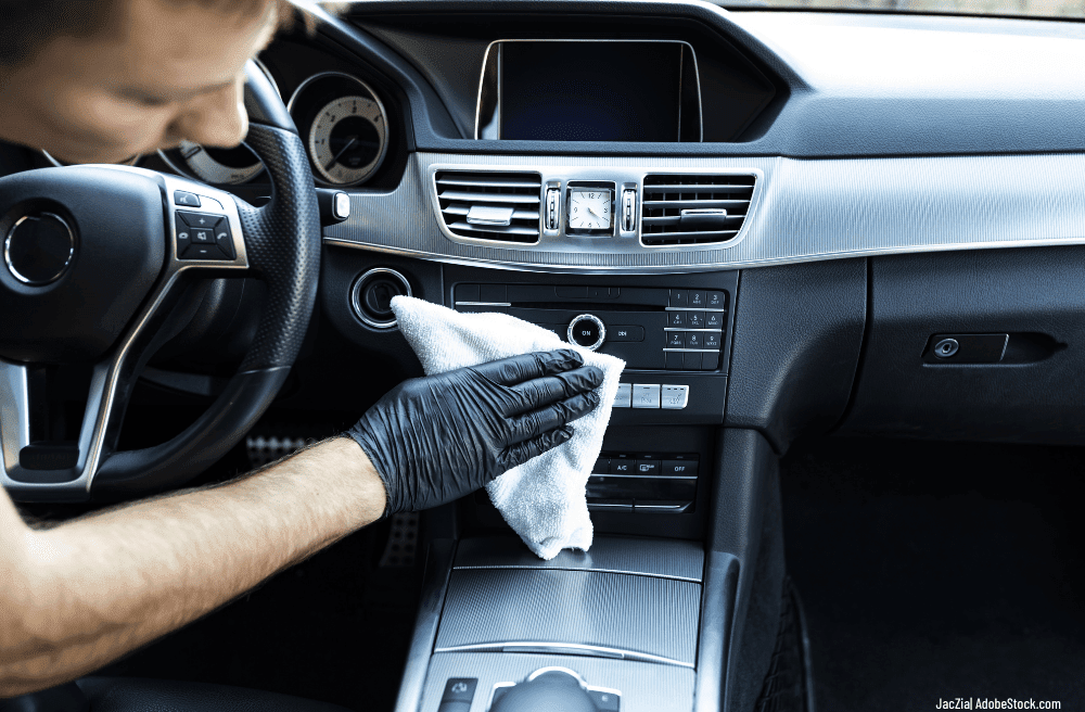 Difference between Car Detailing and Car Wash
