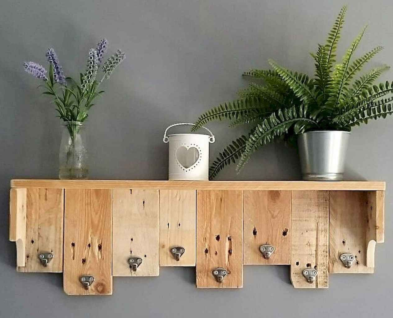 DIY Recycled Pallet Wood Project Ideas