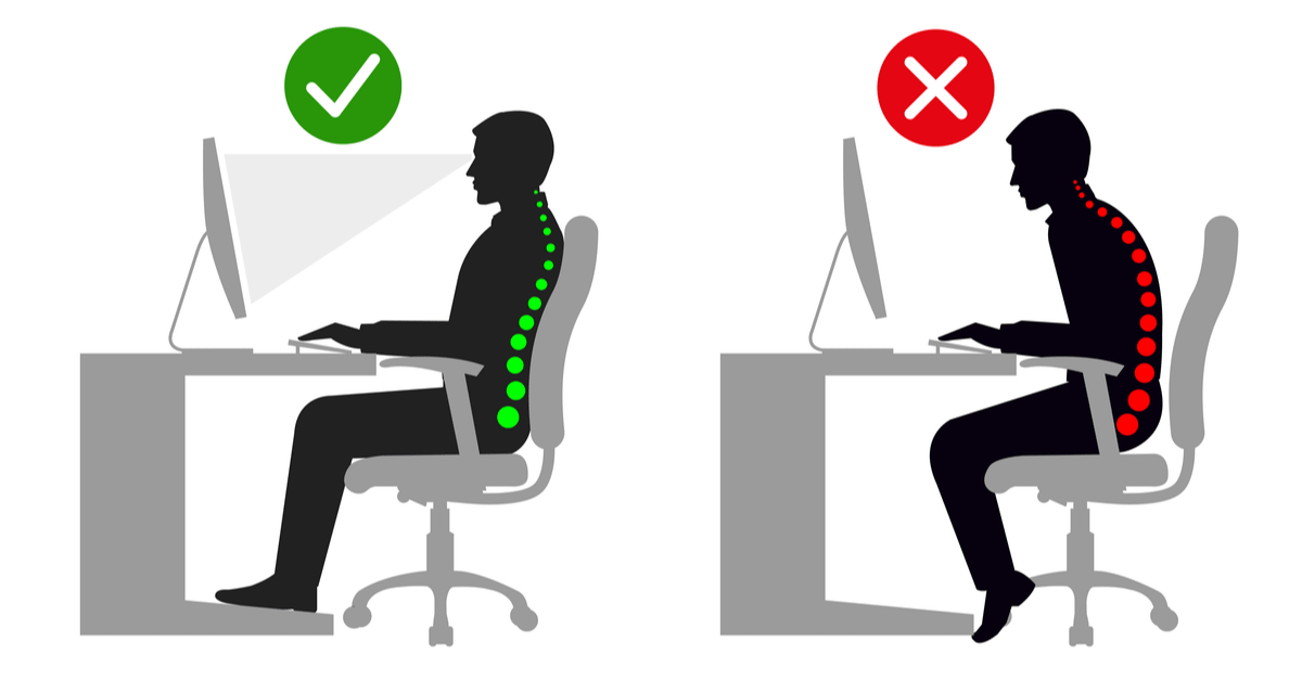 Office Ergonomics Tips to Avoid Fatigue
