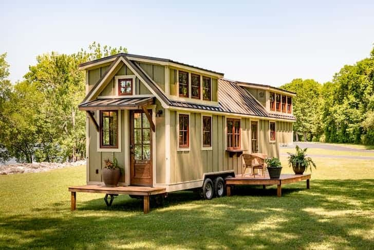 Reality of Tiny House Living