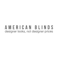 Logo American Blinds